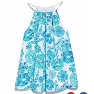 Lilly Pulitzer for Target halter swing top